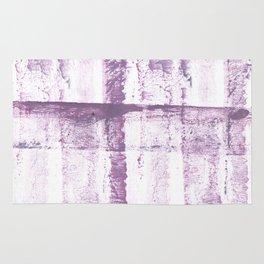 Lavender painting Rug