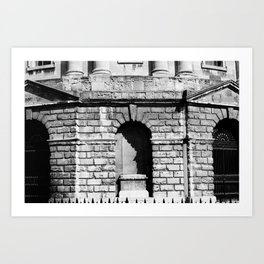 Radcliffe Camera Building of Oxford University photo by Larry Simpson Art Print
