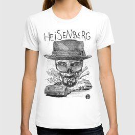 Heisenberg. I'm the one who knocks. T-shirt