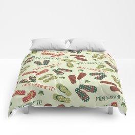 Kiwi Christmas Comforters