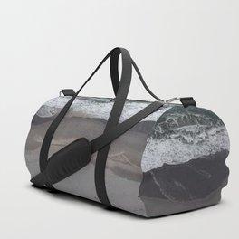 Pacific Beach Waves Duffle Bag