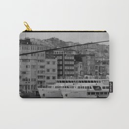 fishing on the Galata Bridge Carry-All Pouch