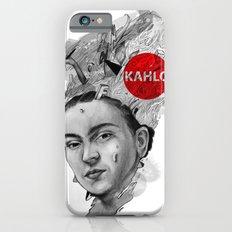 Kahlo Slim Case iPhone 6s