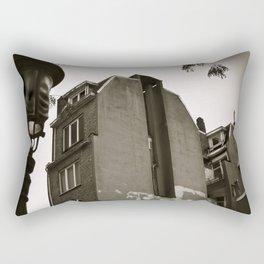 Poetic City Rectangular Pillow