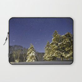 The calming Cosmos after the storm Laptop Sleeve