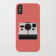 Polaroid One Step Land Camera iPhone X Slim Case