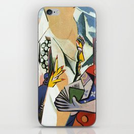 Mixed Picasso · 3 iPhone Skin