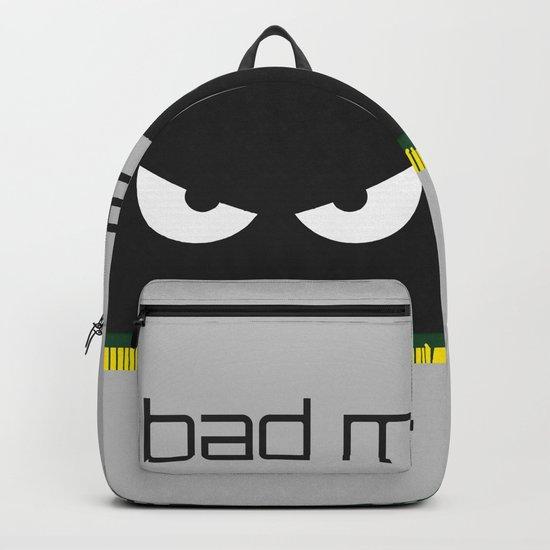 I have bad memory RAM Backpack