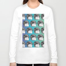 Minifigure Pattern - Cool Long Sleeve T-shirt