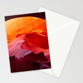 Leaving you behind Stationery Cards