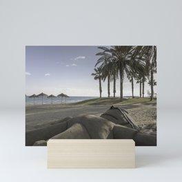 Mr. Sandman Mini Art Print
