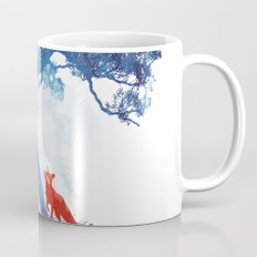 The last apple tree Mug