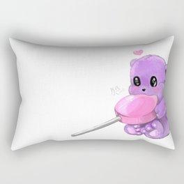 Mr. Nom Noms Rectangular Pillow