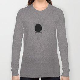 Toilet Long Sleeve T-shirt