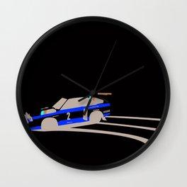 Quattro S1 Wall Clock