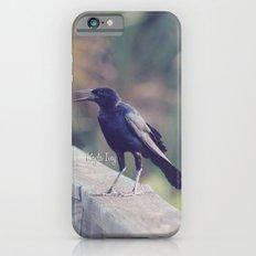 Bird Speak iPhone 6s Slim Case