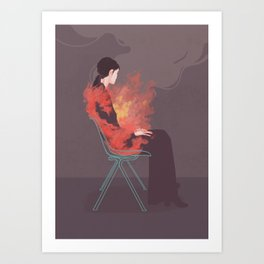 This is fine Art Print