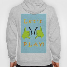 ASL Let's PLAY! Hoody