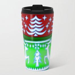 Christmas Artwork #10 (2017) Travel Mug
