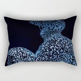 Night Nomade Rectangular Pillow