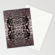 Disturbance, multiplied Stationery Cards