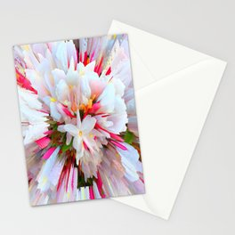 Flowers of  Pure Love Essence Stationery Cards