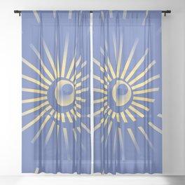 Sunshine / Sunbeam Sheer Curtain