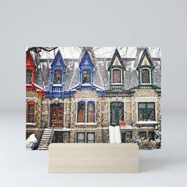 The Enchanting Winter Mini Art Print