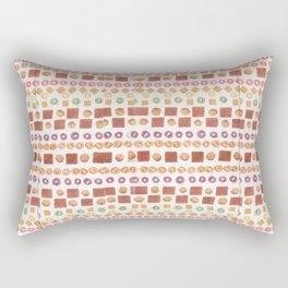 Cereal Surreal Poster Print Rectangular Pillow