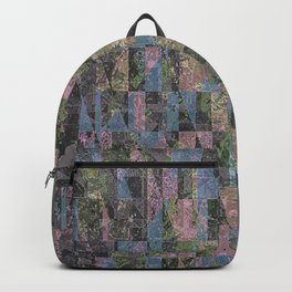 SHATTERED PIECES Backpack