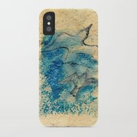 letter iPhone & iPod Cases featuring Letter by Irmak Akcadogan