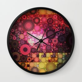 Kringles Design o o Wall Clock
