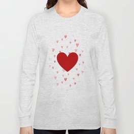 Happy Valentines Day! Long Sleeve T-shirt
