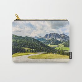 on the roads of dolomites Carry-All Pouch