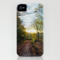 Autumn Walk  iPhone (4, 4s) Slim Case