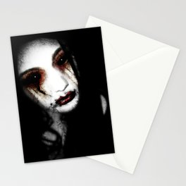 Angel of Loss Stationery Cards