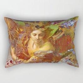 St Michael Rectangular Pillow
