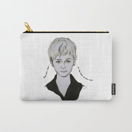 Laura Marling Carry-All Pouch