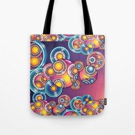 Swirley Do... Tote Bag