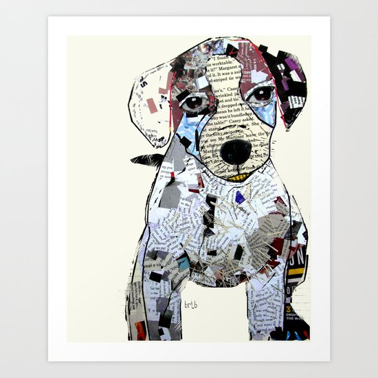 jack Russell (dogs  Art Print