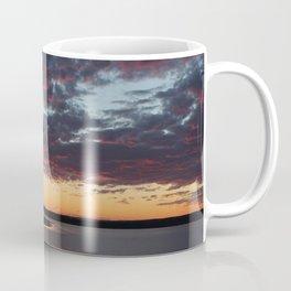 Pink Lake Coffee Mug