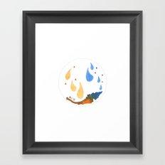 Watercolour 06 Framed Art Print