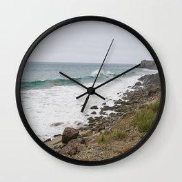 Point Mugu, California Wall Clock
