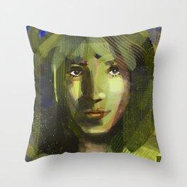 Saoirse Throw Pillow