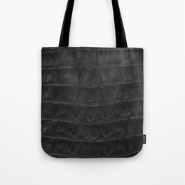 Skin #2_Bone Black Tote Bag
