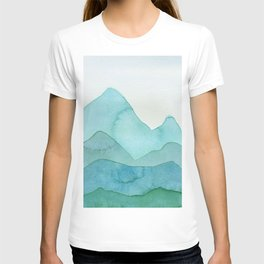 Green Mountains T-shirt