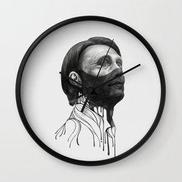 Hannibal Lecter Wall Clock