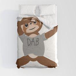 Sloth Dabbing Comforters