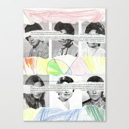 Early education Canvas Print