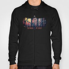 The Woods at Sunset Hoody